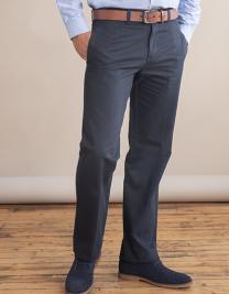 Men`s Teflon® Coated Flat Front Chino